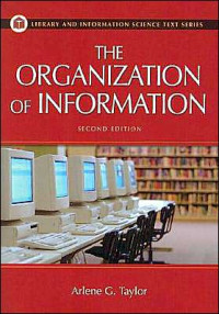 Image of The organization of information